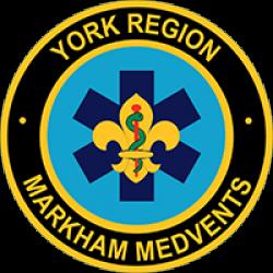 Markham MedVent Crest